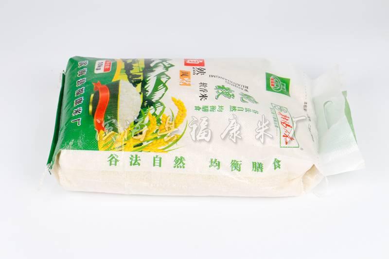 晚梗软香米10kg